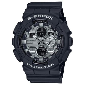 Casio G-Shock Men's Black Resin Bracelet Watch - Product number 4938291