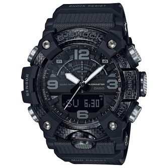 Casio G-Shock Men's Mudmaster Black Strap Watch - Product number 4938356