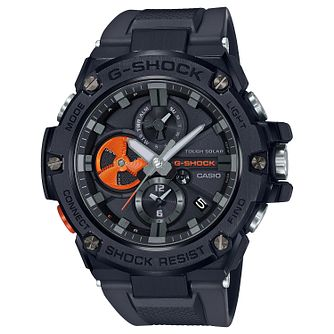 Casio G-SHOCK G-STEEL Men's Black Resin Strap Watch - Product number 4938380
