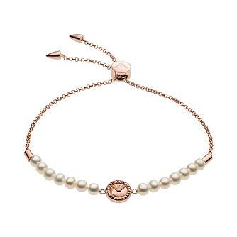 Emporio Armani Rose Gold Tone Bracelet - Product number 4940717