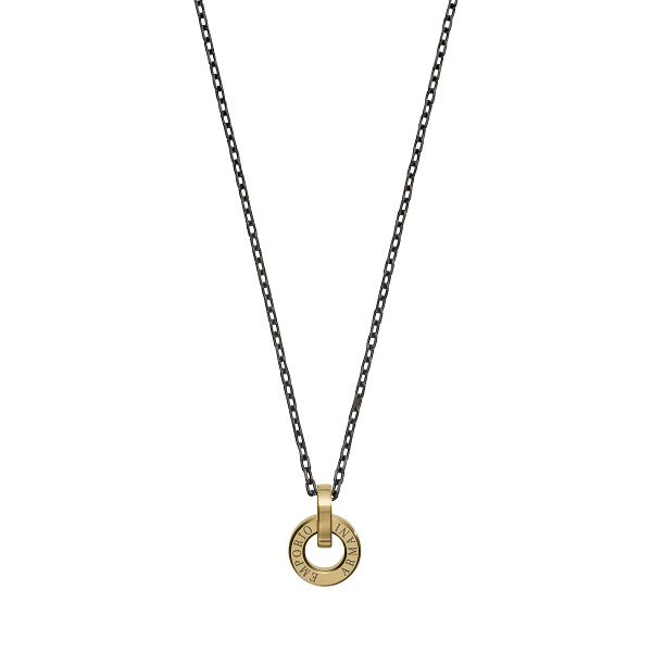 Emporio Armani Men's Two Tone Pendant - Product number 4940881