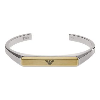 Emporio Armani Men's Stainless Steel Bracelet - Product number 4941101