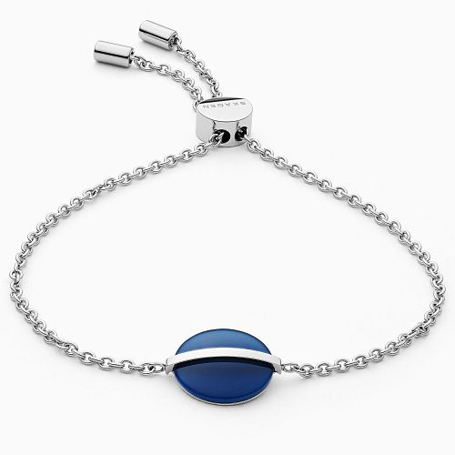 Skagen Ladies' Stainless Steel Sea Glass Bracelet - Product number 4941438