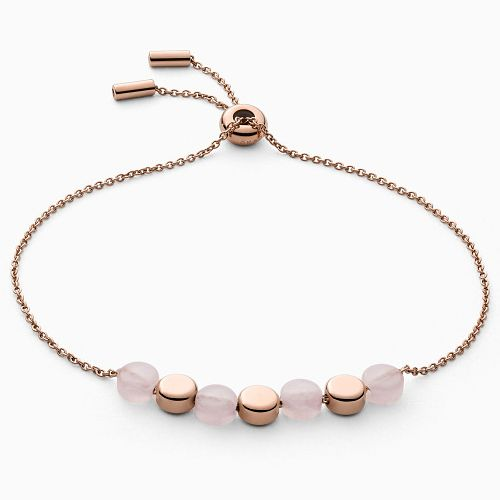 Skagen Ladies' Ellen Rose Gold Tone Quartz Bracelet - Product number 4941896