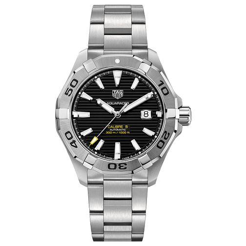 Tag Heuer Aquaracer Men's Stainless Steel Bracelet Watch - Product number 4943155