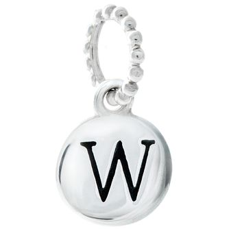 Chamilia Petite W Alphabet Charm - Product number 4944208