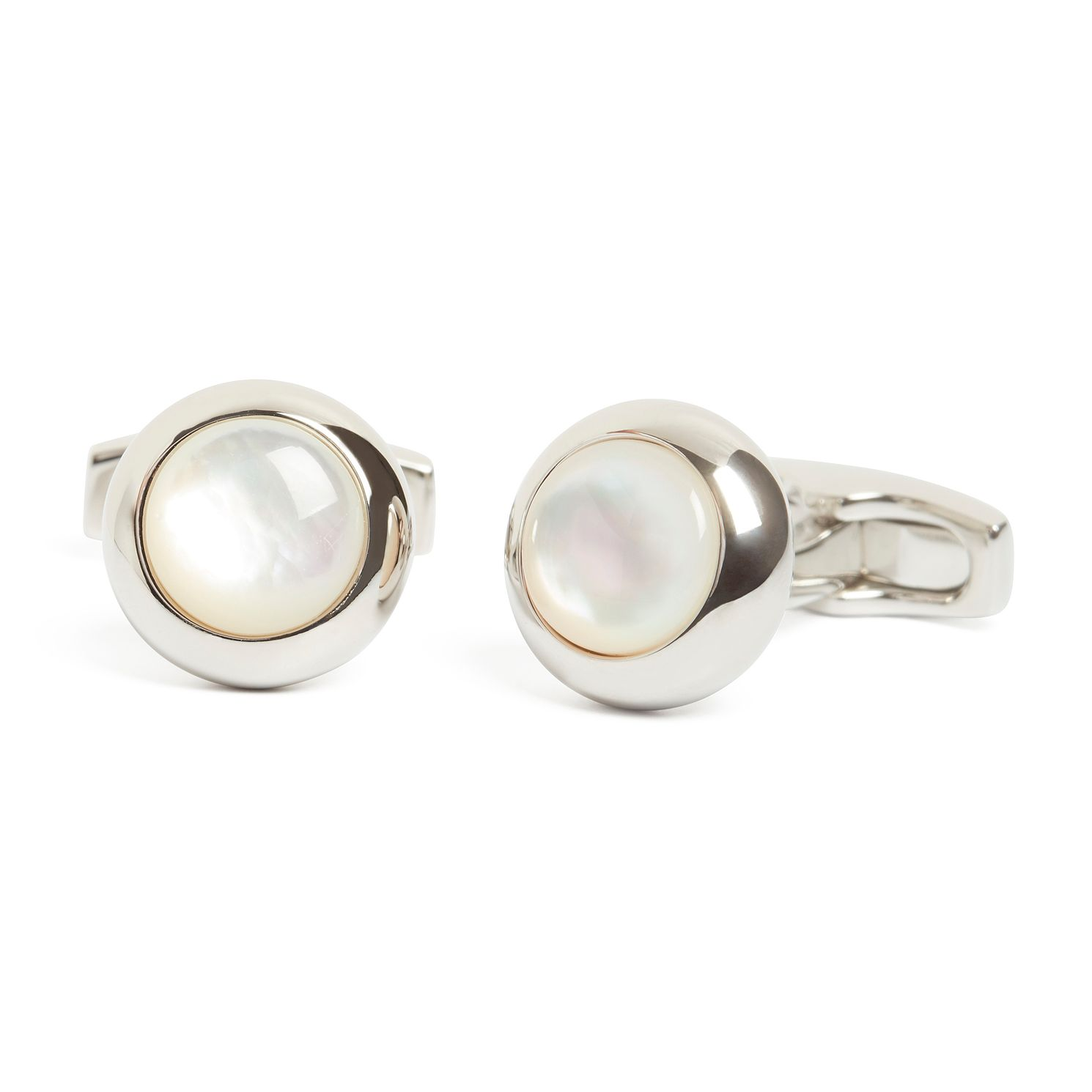 Simon Carter Men's Gatsby Mother of Pearl Cufflinks - Product number 4945778
