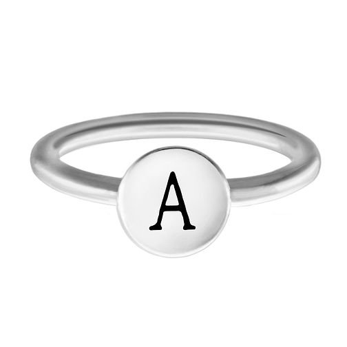 Chamilia A Alphabet Ring Large - Product number 4946359