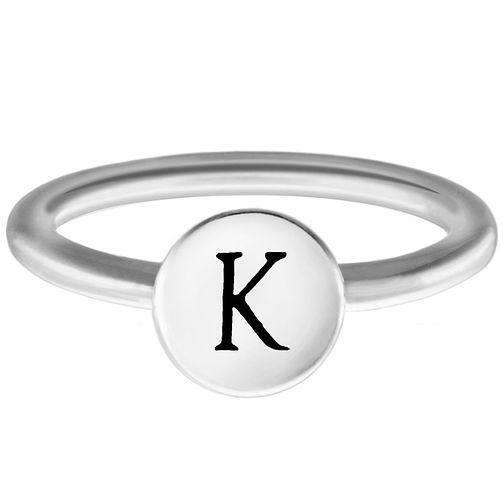 Chamilia K Alphabet Ring Medium - Product number 4947797