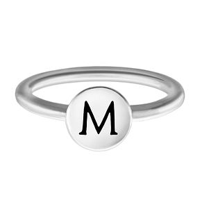 Chamilia M Alphabet Ring Large - Product number 4947916