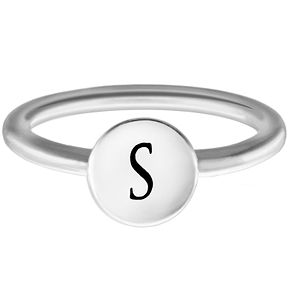 Chamilia S Alphabet Ring Small - Product number 4949161