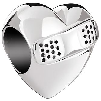 Chamilia Sterling Silver Heart Of A Nurse Charm - Product number 4949994
