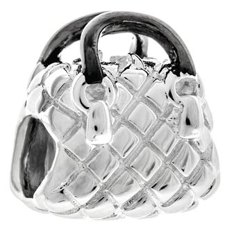 Chamilia Sterling Silver Black Rhodium Expensive Taste Charm - Product number 4950577