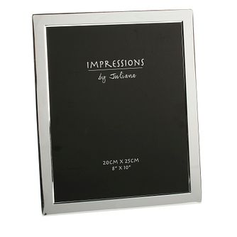 Silver Plated Photo Frame 8 x 10 inches - Product number 4955641