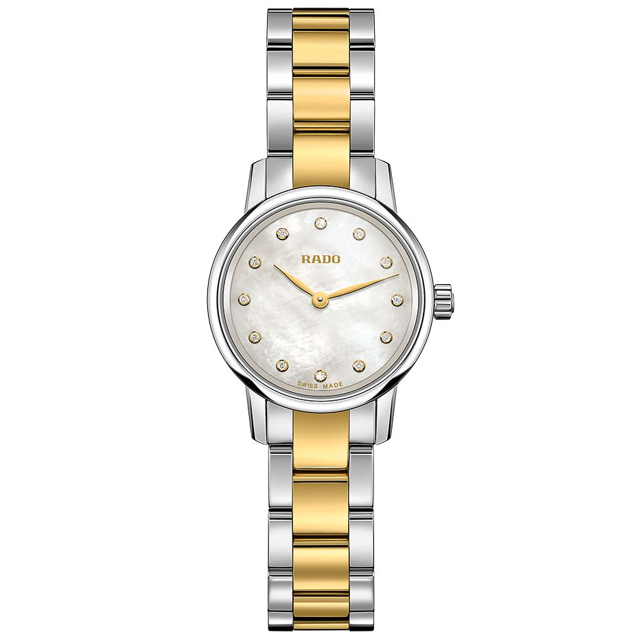 Rado C-Class Ladies' Two Tone Bracelet Watch - Product number 4955668