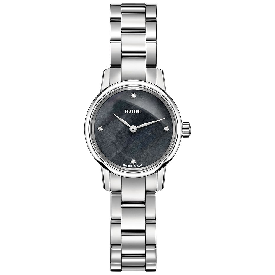 Rado Coupole Classic Ladies' Stainless Steel Bracelet Watch - Product number 4956869