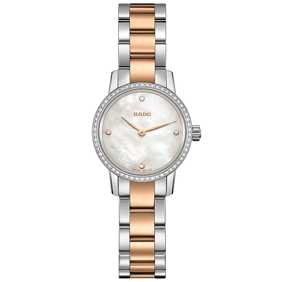 Rado C-Class Ladies' Two Tone Bracelet Watch - Product number 4956877