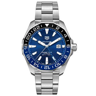 TAG Heuer Aquaracer Men's Stainless Steel Bracelet Watch - Product number 4958365