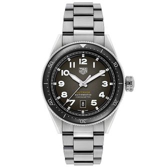 TAG Heuer Autavia Men's Stainless Steel Bracelet Watch - Product number 4958950