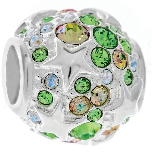 Chamilia Sterling Silver Swarovski Tink's Treasure Bead - Product number 4960998