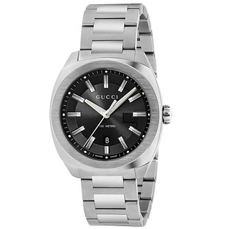 Gucci GG2570 Men's Stainless Steel Bracelet Watch - Product number 4963474