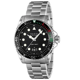 Gucci Dive Stainless Steel Bracelet Watch - Product number 4964055
