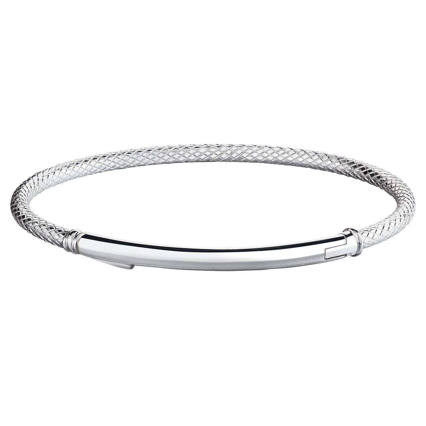 Chamilia Connections Bar Bangle - Product number 4969456