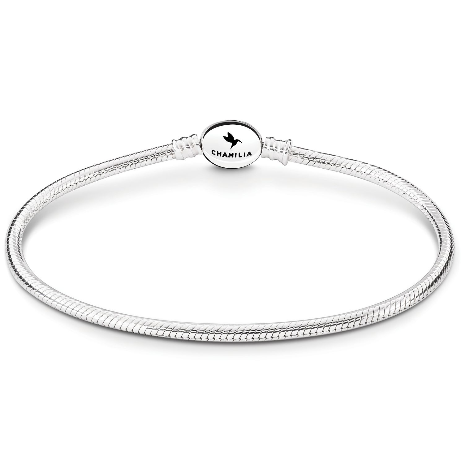 Chamilia Oval Snap Bracelet 7.5 inches - Product number 4969480