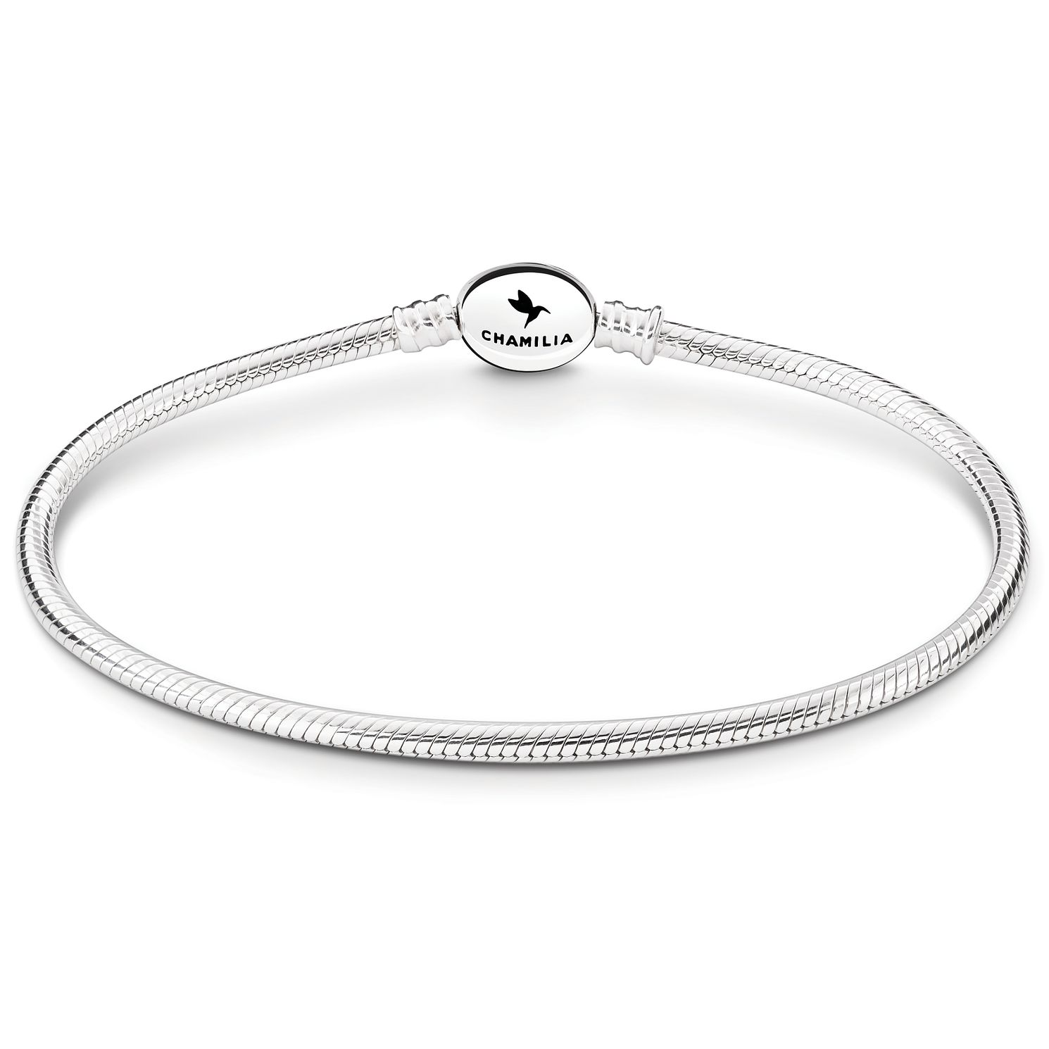 Chamilia Oval Snap Bracelet 7.9 inches - Product number 4969499