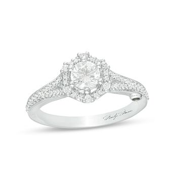 Marilyn Monroe Collection White Gold 0.70ct Diamond Ring - Product number 4969871