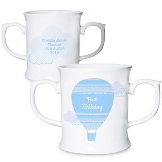 Personalised Up & Away Boys Loving Mug - Product number 4969898