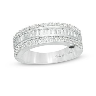 Marilyn Monroe Collection White Gold 0.70ct Diamond Ring - Product number 4973542