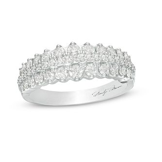 Marilyn Monroe Collection White Gold 3/4ct Diamond Ring - Product number 4974719