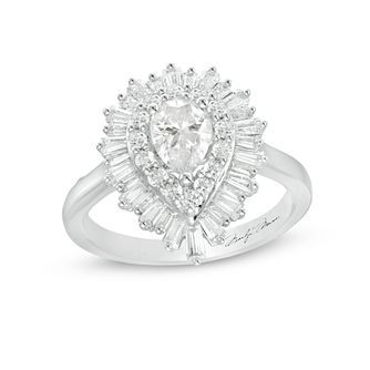 Marilyn Monroe Collection White Gold 0.60ct Diamond Ring - Product number 4975871