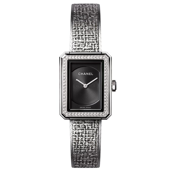 Chanel Boyfriend Ladies' Stainless Steel Bracelet Watch - Product number 4980344