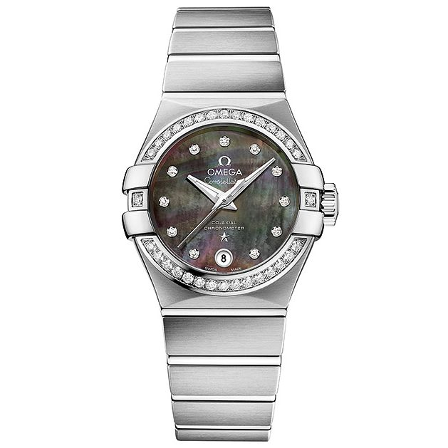 Omega Constellation Ladies' Stainless Steel Bracelet Watch - Product number 4981162
