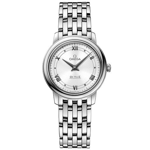 Omega De Ville Prestige Quartz Ladies' Bracelet Watch - Product number 4981235