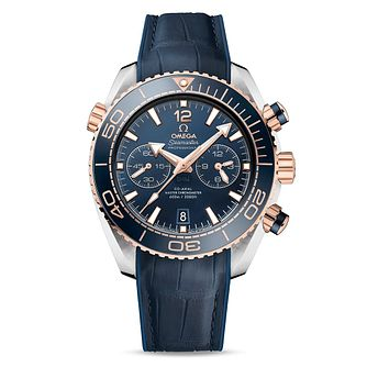 Omega Seamaster Planet Ocean 600M Men's Strap Watch - Product number 4981308