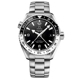 Omega Seamaster Planet Ocean Men's Steel Bracelet Watch - Product number 4981375