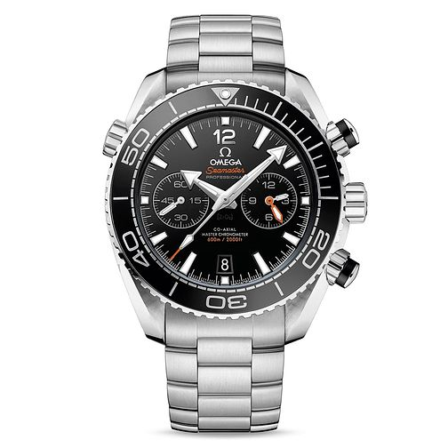 Omega Seamaster Planet Ocean 600m Men's Bracelet Watch - Product number 4981383