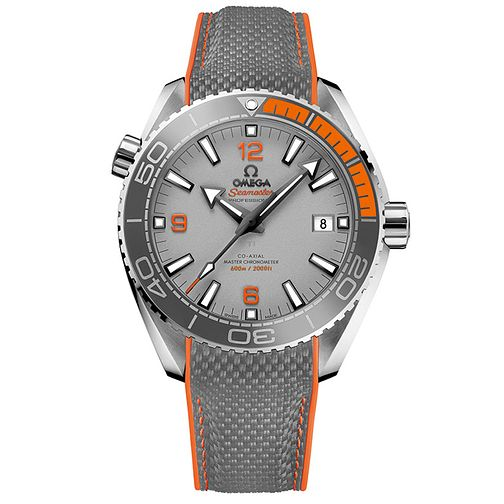 Omega Seamaster Planet Ocean 600m Men's Strap Watch - Product number 4981502