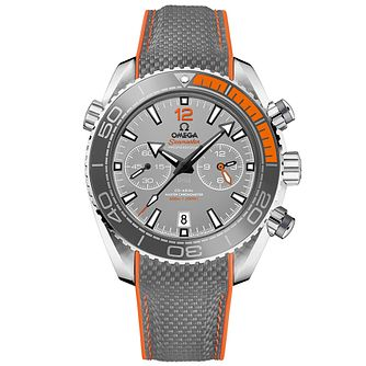 Omega Seamaster Planet Ocean 600 Men's Rubber Strap Watch - Product number 4981510