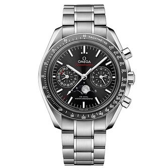 Omega Speedmaster Moonwatch Men's Steel Bracelet Watch - Product number 4981545