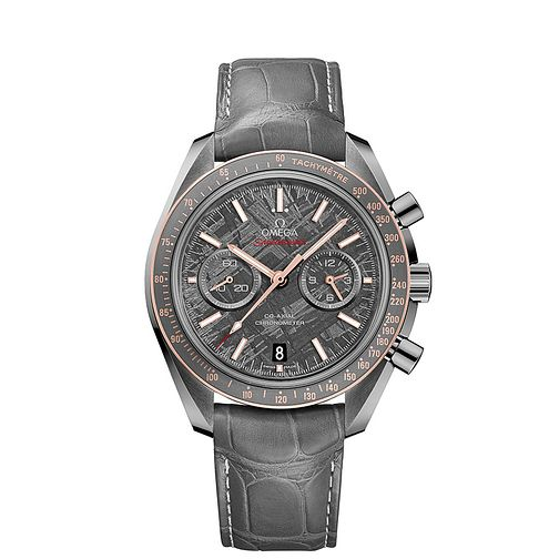 Omega Speedmaster Moonwatch Men's Grey Strap Watch - Product number 4981596