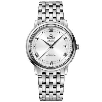 Omega De Ville Men's Stainless Steel Bracelet Watch - Product number 4981618