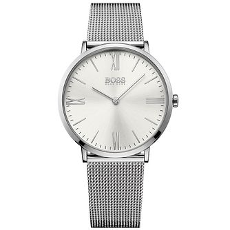 Hugo Boss Men's Stainless Steel Bracelet Watch - Product number 4985249