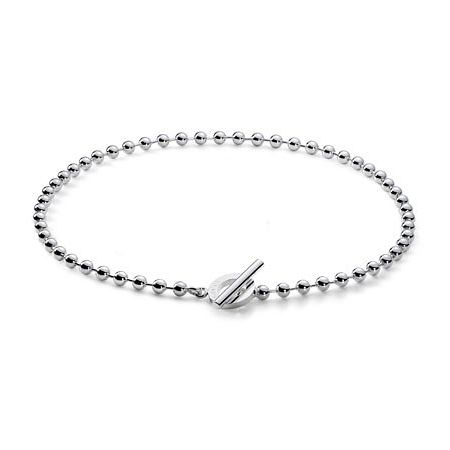 33877d72e Gucci boule necklace in sterling silver. Size XL - Product number 4987748