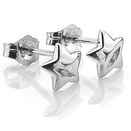 Hot Diamonds Silver Shooting Stars Earrings - Product number 5000688