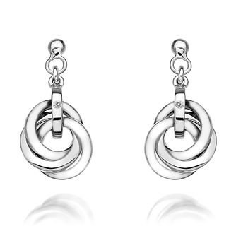 480299b27059 Hot Diamonds Silver Trio Earrings - Product number 5000696