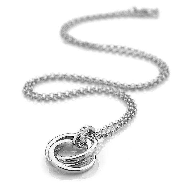 Hot Diamonds Silver Trio Pendant - Product number 5000858